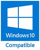 Compatible with Windows 7, 8.1 and 10 of 32 and 64 bits